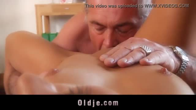 Indian girl sex with old man and young brunette licks old man snapchat